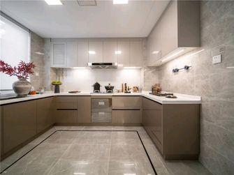 140平米四室两厅英伦风格厨房图片大全