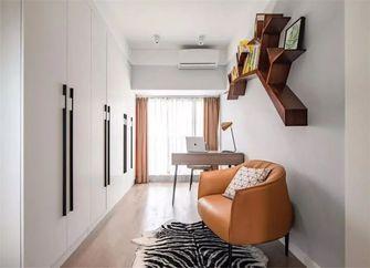 110平米三室两厅北欧风格玄关图