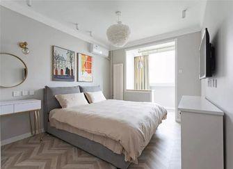 90平米三北欧风格卧室装修图片大全