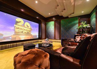 110平米新古典风格客厅装修效果图