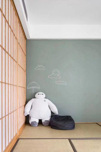 日式风格儿童房装修效果图