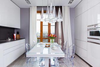 70平米一室一厅欧式风格餐厅图片