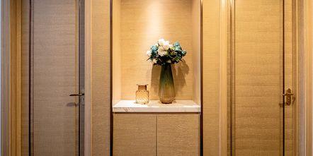 140平米四室三厅美式风格玄关效果图