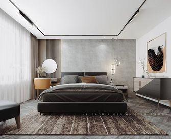 100平米一室一厅现代简约风格卧室效果图