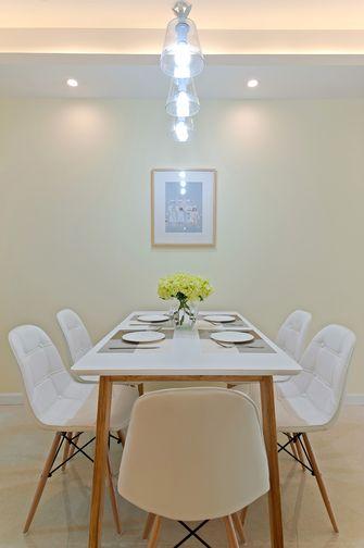 5-10万60平米宜家风格餐厅设计图
