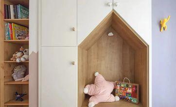 90平米日式风格儿童房图片大全