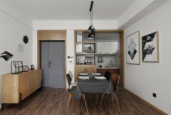 90平米北欧风格厨房图片