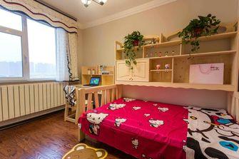 110平米三室五厅英伦风格卧室装修案例