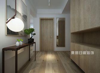 130平米三室两厅日式风格玄关装修效果图