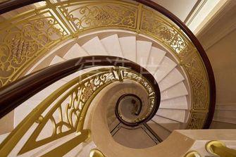 140平米别墅新古典风格楼梯间图