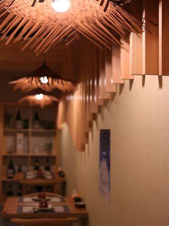 140平米日式风格阁楼装修效果图