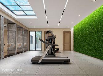 140平米别墅混搭风格健身室装修图片大全
