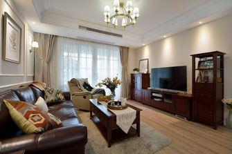 经济型90平米美式风格客厅沙发欣赏图