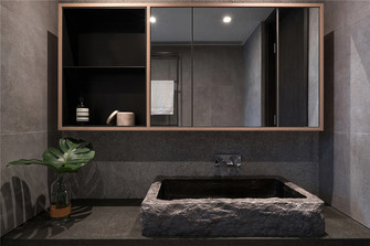 140平米新古典风格卫生间装修效果图