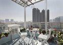 120平米四地中海风格阳台欣赏图