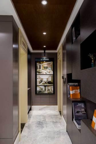 120平米四室两厅东南亚风格走廊图片大全
