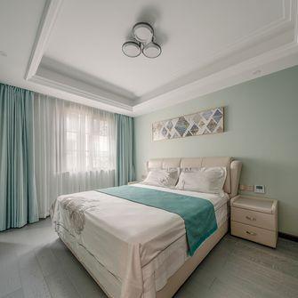 140平米四室四厅中式风格卧室装修图片大全