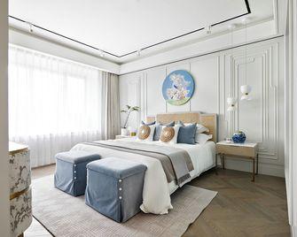 140平米四室五厅法式风格卧室装修案例
