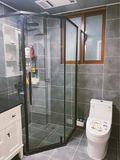 80平米三北欧风格卫生间装修案例