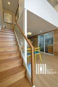 5-10万90平米复式日式风格阁楼欣赏图
