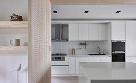 70平米現代簡約風格廚房裝修圖片大全