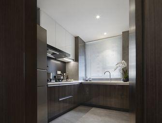 110平米三中式风格厨房图