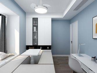 130平米四室两厅现代简约风格儿童房欣赏图