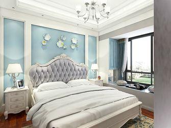 120平米四室两厅法式风格卧室欣赏图