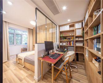 50平米公寓日式风格书房图片大全