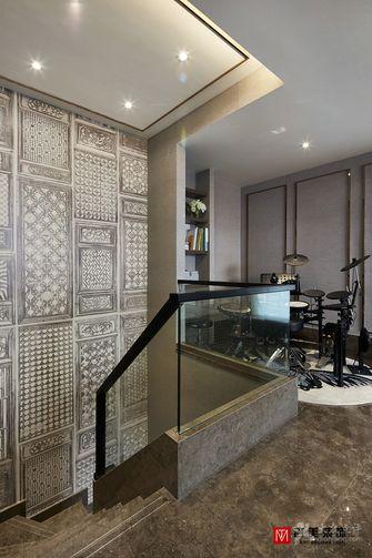 20万以上140平米别墅混搭风格楼梯装修效果图