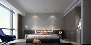 140平米别墅现代简约风格卧室效果图