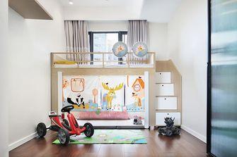 100平米四室两厅北欧风格儿童房装修图片大全