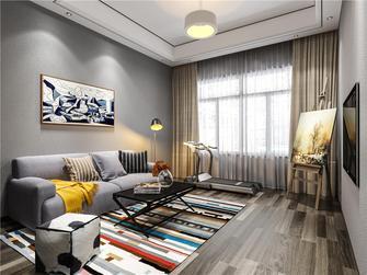 140平米四室两厅混搭风格影音室装修效果图