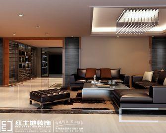 140平米四室两厅混搭风格影音室图片大全