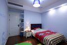 120平米三室五厅现代简约风格儿童房图片大全