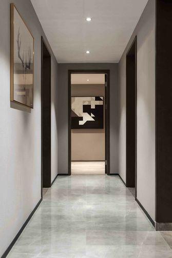 80平米三室两厅地中海风格走廊图片