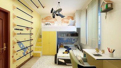 120平米三中式风格儿童房装修图片大全