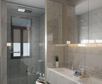 140平米三室一厅中式风格卫生间设计图