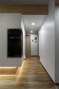 100平米三宜家风格走廊欣赏图