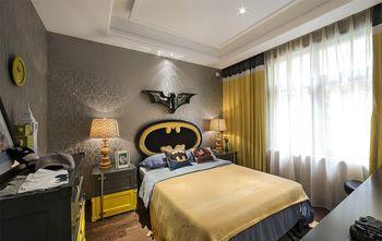 80平米新古典风格卧室图片大全