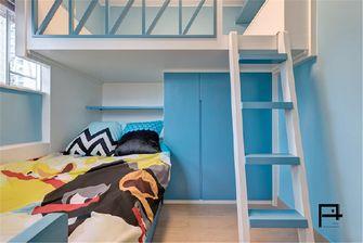 50平米地中海风格儿童房装修图片大全