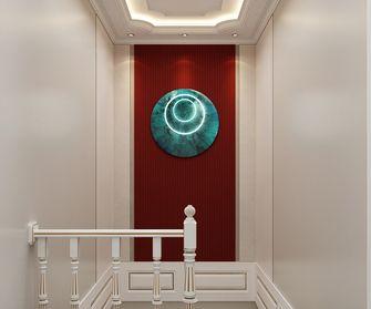 140平米复式欧式风格楼梯间装修效果图