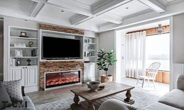 140平米四室四厅法式风格客厅欣赏图