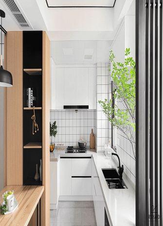 130平米四宜家风格厨房装修图片大全