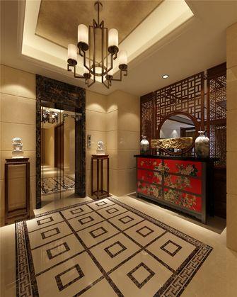 110平米三室两厅中式风格储藏室装修案例