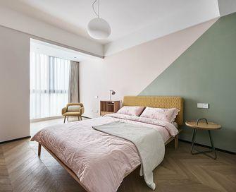 140平米复式北欧风格儿童房装修图片大全