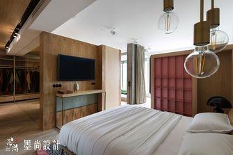120平米三室两厅北欧风格卧室欣赏图