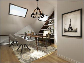 140平米别墅美式风格阁楼装修效果图
