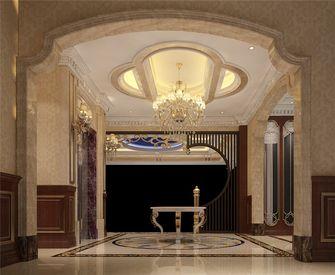 140平米别墅英伦风格走廊装修效果图