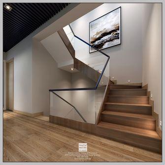 豪华型140平米别墅日式风格楼梯装修图片大全